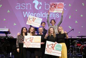 ASN Wereldprijs Winnaars 2019