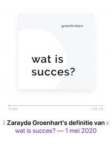 wat is succes